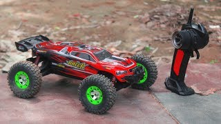 High Speed Rc Car *45$* Off Road RC Monster truck - UNBOX & TEST ! RC Adventure.