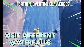 [FORTNITE] Waterfalls Locations - Overtime Challenges