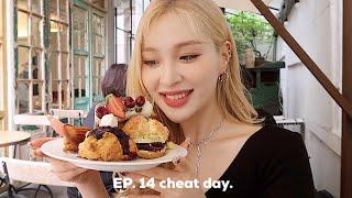 EN)Diet Vlog #14