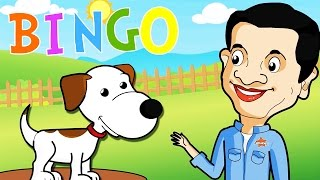 Bingo - Nursery Rhymes For Children | Chikaraks