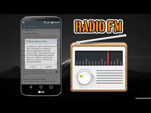 Instalar La Radio FM Original al LG G2 LS980 de Sprint [2015][Ayala Inc]