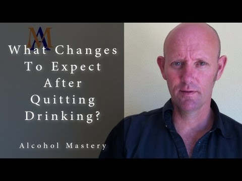 What Changes To Expect After Quitting Drinking