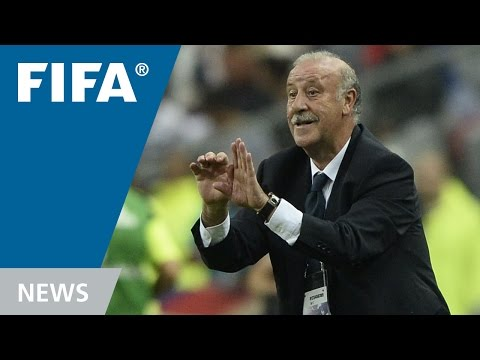 Del Bosque: 'We should not look for excuses'