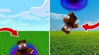 FAKİR GERÇEK DÜNYADA! 😱 1 MİLYON ÖZEL (Minecraft)