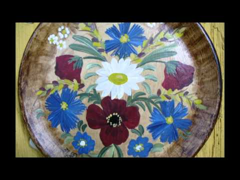 Pintura Decorativa Européia -  Atelier Fazendo Arte DMC