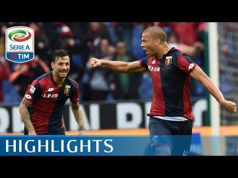 Genoa - Udinese 2-1- Highlights - Giornata 26 - Serie A TIM 2015/16