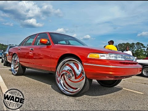 Candy Orange Crown Victoria on 28