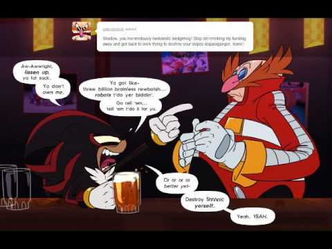 Ask Drunk Shadow part 1