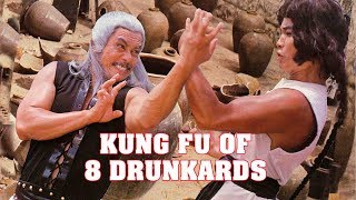 Wu Tang Collection - Kung Fu of 8 Drunkards