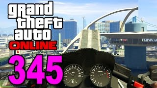 Grand Theft Auto 5 Multiplayer - Part 345 - First Person Moto Jumps! (GTA Online Gameplay)