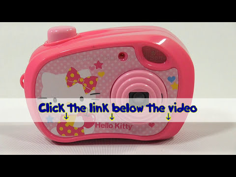 Hello Kitty Toy Camera, Blip Toys