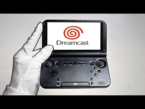 ULTIMATE CHINESE CONSOLE? (N64, PS1, Dreamcast) Unboxing GPD XD+ Retro Android Handheld
