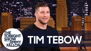 Tim Tebow Reviews Bad Fan Tattoos