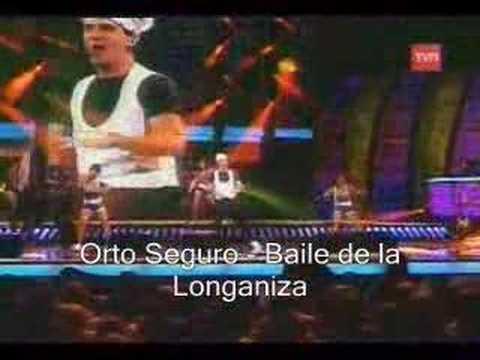 El baile de la Longaniza! - Stefan Kramer