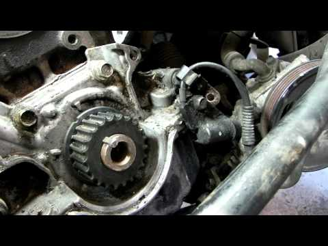 Episode 7- Removing Crankshaft Sprocket and Seal