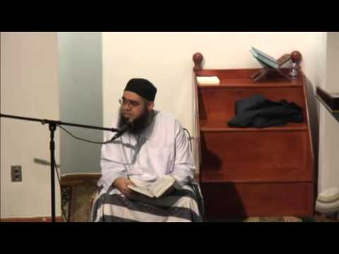 Tafseer March 22 2013