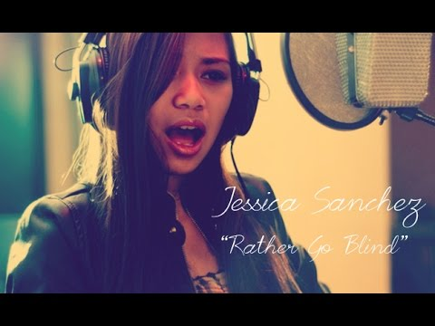 Etta James - I'd Rather Go Blind (Jessica Sanchez cover)