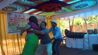 Mayamohini - Tikku Sunil n Karthik - Maya mohini @ Kaleelil Kudumba Sangamam 2014