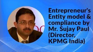 Entrepreneur s Entity model   compliance