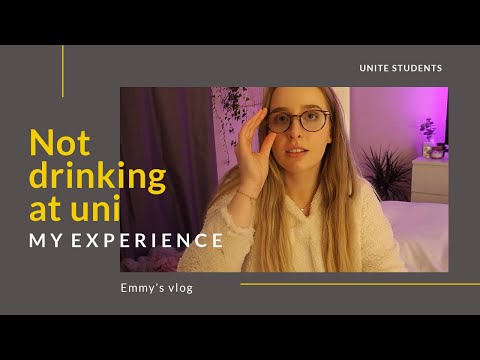 Not Drinking Alcohol at University | Unite Students