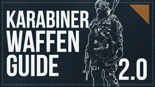 Battlefield 4 Karabiner Guide 2.0 - Die besten Karabiner (BF4 Waffen Guide/Gameplay)