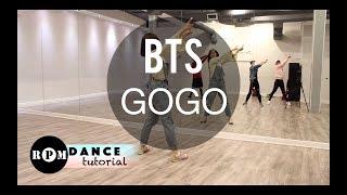 """download lagu Bts """"고민보다 Go Gogo"""" Dance Tutorial Prechorus, Chorus gratis"""