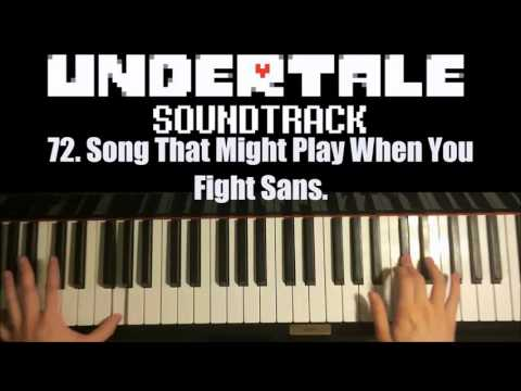 Misc Computer Games - Undertale - Song That Might Play When You Fight Sans