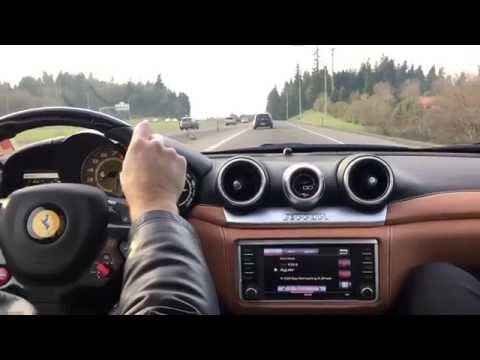 EXCLUSIVE - 2015 Ferrari California T test drive
