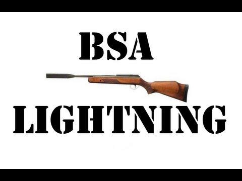 BSA LIGHTNING SE .177 Air Rifle - Unboxing