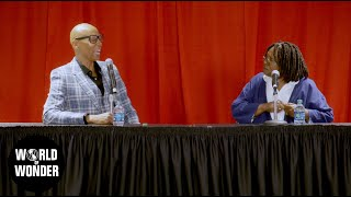 RuTalks with Whoopi Goldberg: DragCon NYC 2019