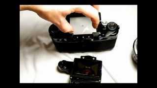 Introduction to the Pentax 6X7 MLU (Video 3 of 3)