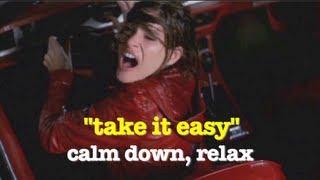 Học tiếng Anh qua phim ảnh: Take it easy - phim Identity