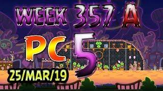 Angry Birds Friends Tournament Level 5 Week 357-A PC Highscore POWER-UP walkthrough