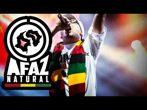 Afaz Natural - Quizas Hip Hop Al Parque 2014 (by Joker Mèxico) video