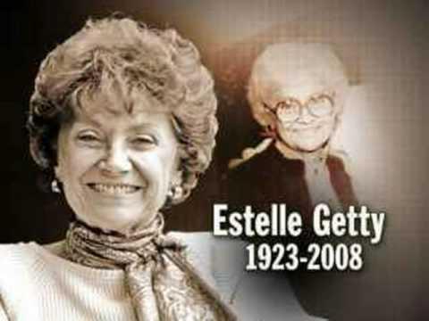 Estelle getty date of birth