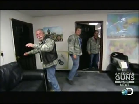 American Chopper Office Ambush