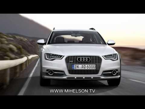 Audi A6 Allroad - обзор