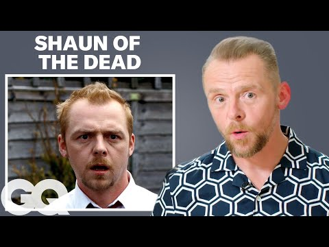 Simon Pegg Breaks Down His Most Iconic Characters | GQ