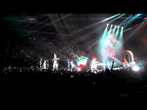Miley Cyrus Monterrey 2014 Party In The U.s.a video