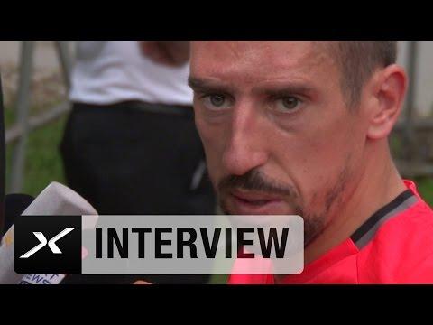 "Franck Ribery: ""Sehr schwere Situation"" nach Amoklauf   FC Bayern München"