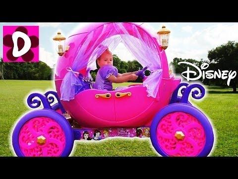 Disney Princess Carriage in real life Princess Diana