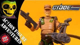 GI Joe Collector's Club  Rock 'n Roll (Membership Exclusive) - Action Figure Adventures