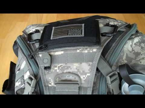 EDC Bag - Part 1 -Maxpedition Monsoon Gearslinger - March 6, 2011
