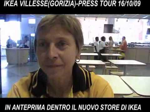 Il NEGOZIO IKEA DI VILLESSE- IN ANTEPRIMA LE IMMAGINI