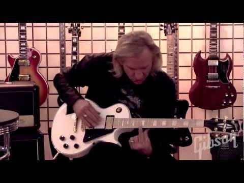 Gibson Guitar Tutorial: Joe Walsh - Guitar Setup (Part 3 of 6)