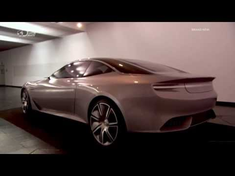 Pininfarina Design Process (Fifth Gear)
