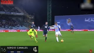 Tin Thể Thao 24h Hôm Nay (19h - 3/2): Vòng 22 La Liga - Real Sociedad Thắng Đậm Deportivo