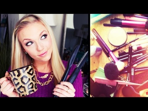 Get Ready With Me! ♡ Makeup, Hair  & OOTD