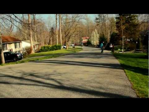 Longboarding: Grease Hammer Session