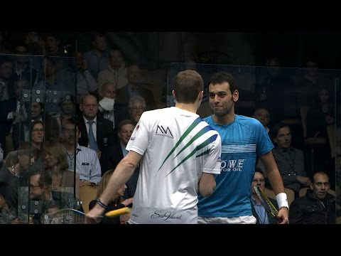 Squash: Windy City Open 2015 Round Up : Men's Final